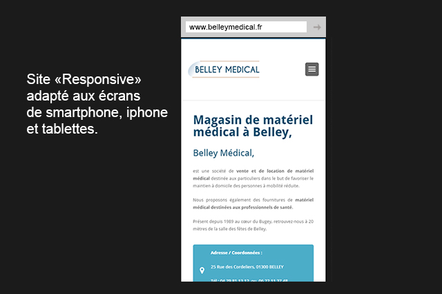 site-belleymedical-magasin-responsive