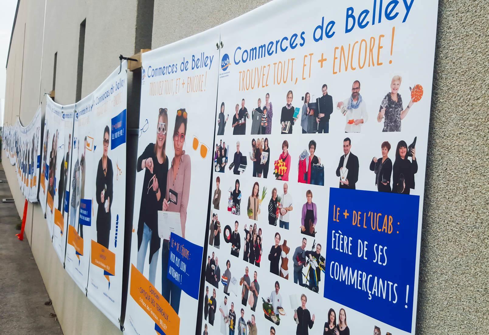 «Commerces de Belley, trouvez tout et + encore» à Bugey'Expo