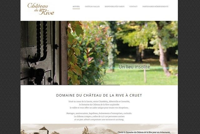site-chateaudelarive