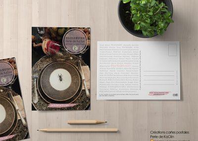 Cartes postales Perle de KaOlin
