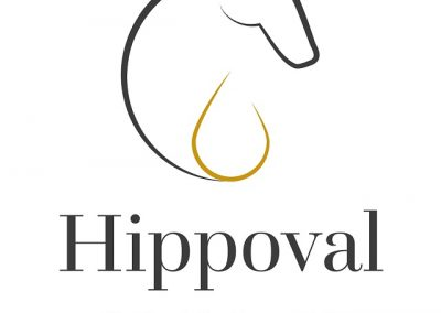 Logo Hippoval