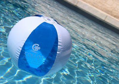 Ballon de plage Collot Piscines Desjoyaux