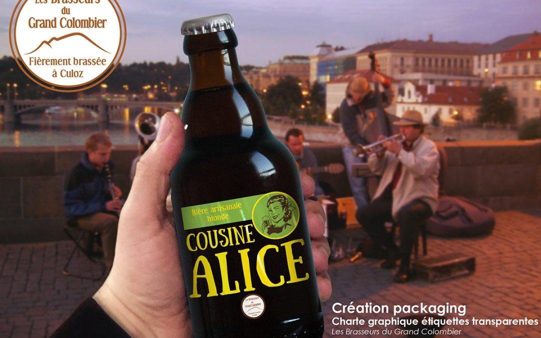 Packaging étiquettes bières