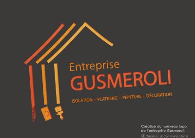 Logo Entreprise Gusmeroli
