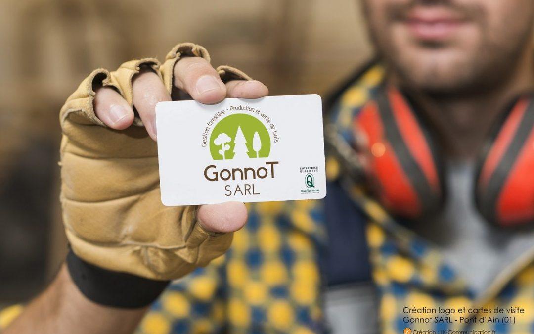Logo Gonnot SARL