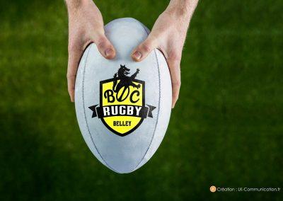 Logo BOC Rugby Belley