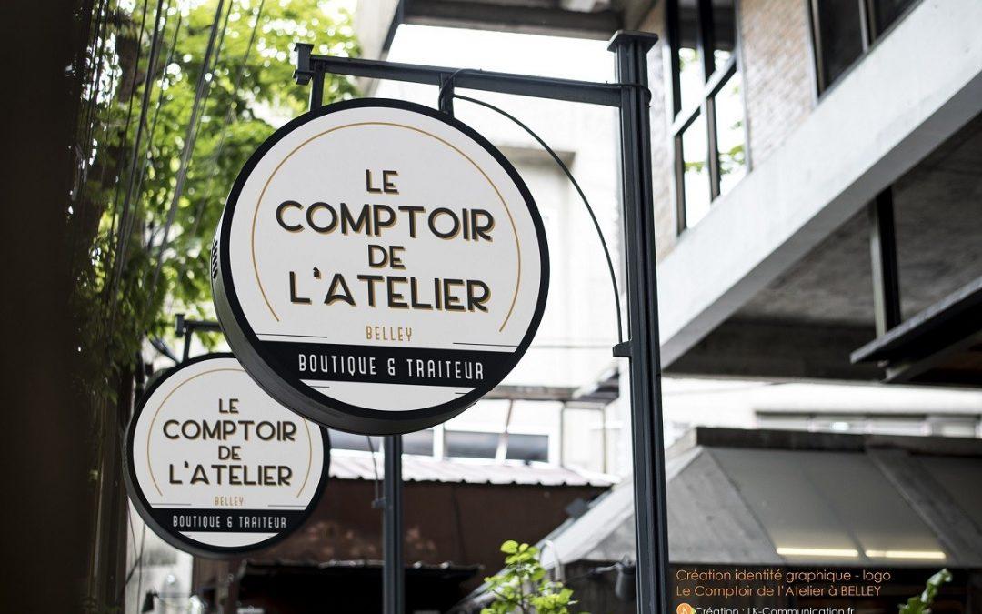 Logo Le Comptoir de l'Atelier