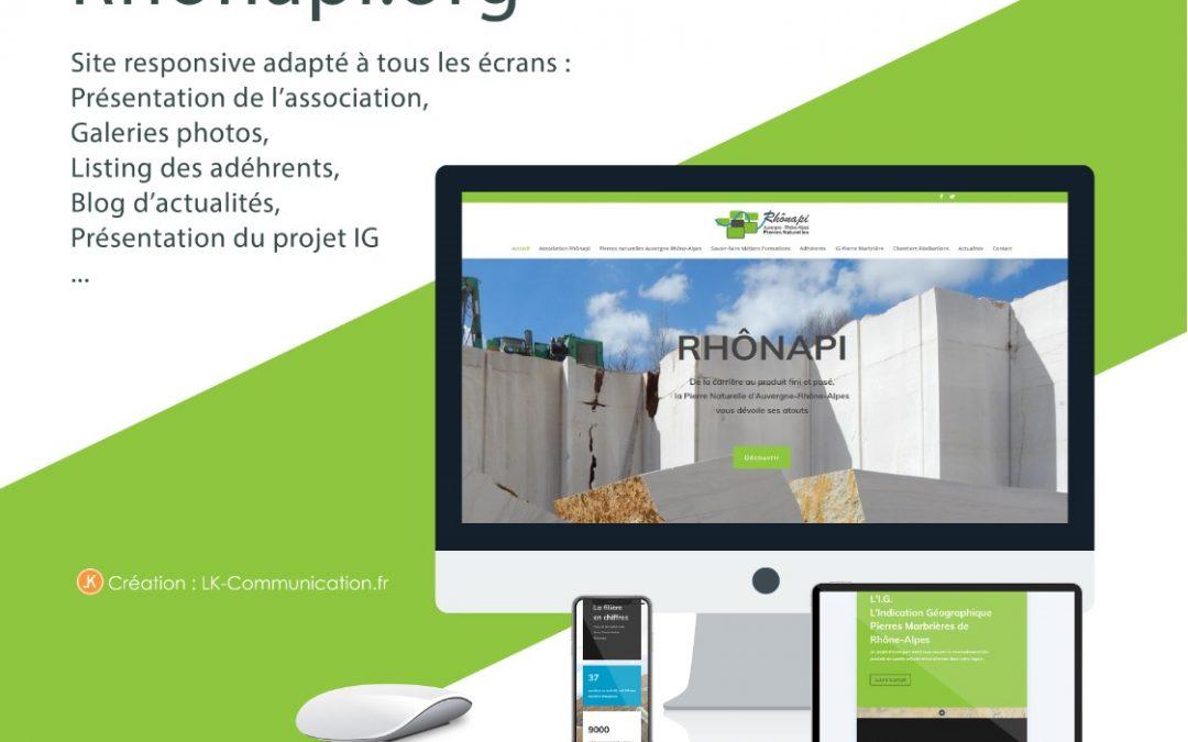 Site web Rhonapi.org