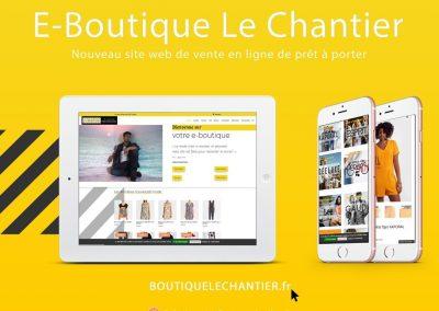 E-commerce Le Chantier