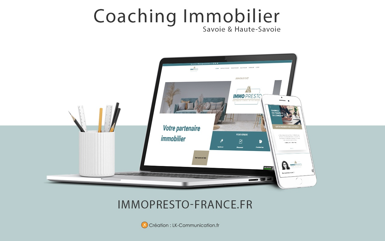 site agent immobilier