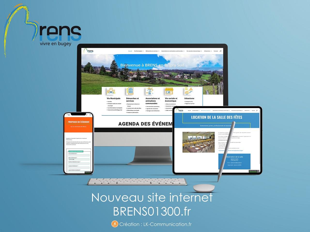 site internet commune